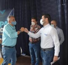 Entrega oficial Computadores Ruta CPE 2021 Armenia, Quindío